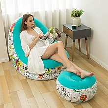 WSJIANP Lazy Chair,Inflatable Sofa With