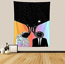 WSJIJY Tapestry Wall Hangings,Astronaut Printed