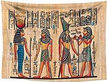 WSJIJY Tapestry Wall Hangings Egyptian Pyramid