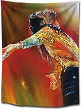 WSJIJY Tapestry Wall Hangings Michael Jackson