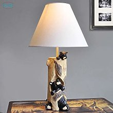 WSJQWHW Creative Children Table Lamp Personality