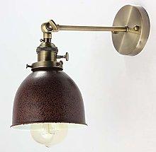 WSJQWHW Retro Lamp Restaurant Aisle Corridor Pub