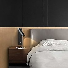 WSJQWHW Wall Lamp Indoor With Switch Bedside Wall