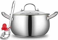 WSJTT Heavy Duty Stainless Steel Butter Warmer Pan