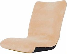 WSJTT Lazy Sofa Upholstered Floor Chair with