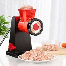 WSJTT Meat Grinder Sausage Maker Food Grinder with