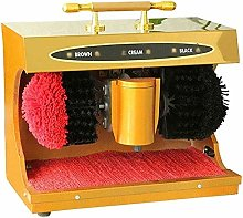 WSJTT Shoe polisher, automatic public induction