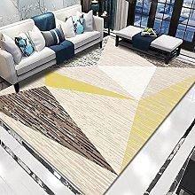 WSKMHK Area Rug For Living Room - Modern Light