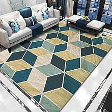 WSKMHK Area Rug For Living Room - Modern