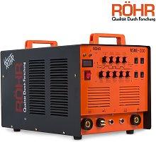 WSME-200 - ARC TIG Welder Inverter MMA Gas /