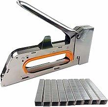 WSS - 4/6/8mm Steel Staple Gun Tacker Upholstery