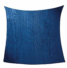WSSHUIYI Flannel Fleece Throw Blankets Dark blue