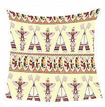 WSSHUIYI Flannel Fleece Throw Blankets Feather and