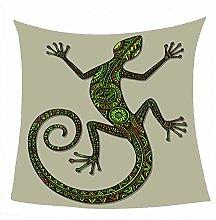 WSSHUIYI Flannel Fleece Throw Blankets Green