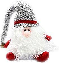 WSZMD Christmas decorations sale, Santa Claus doll