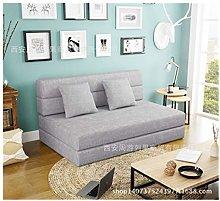 WSZMD Floor Sofa Bed Adjustable Sofa Furniture