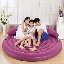 WSZMD Lazy Sofa Double Back Inflatable Bed With