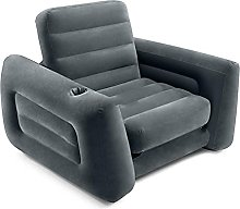 WSZMD Lazy Sofa Single Double Inflatable Sofa Bed