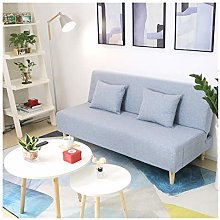 WSZMD Sofa Bed Dual-use Home Small Sofa Double