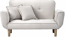 WSZMD Sofa Bed Modern And Simple Sofa Velvet With