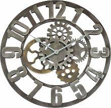 WT 1613 XXL Wall Clock Quartz Diameter 60 cm