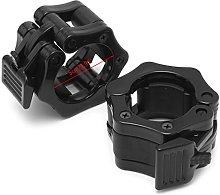 WT-DDJJK Neck Chain, 2Pcs Dumbbell Barbell Collar