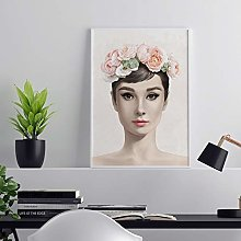 wtnhz Fashion poster drawing cloth painting flower