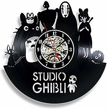 wtnhz LED-Studio animation exclusive wall clock