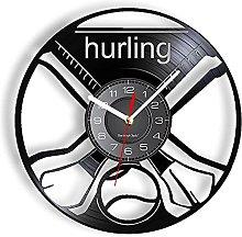 WTTA Throwing vinyl record wall clock Ireland ball