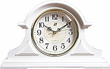 WTY Vintage table clock Mantel Clock with Large