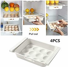 WTYJ 24 Grid Fridge Pull Out Drawer