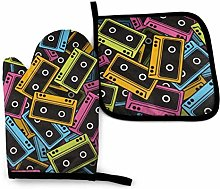 wu Tapes Colorful Music Wall Brick Purple Oven