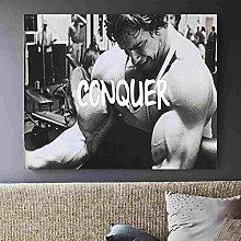 WuChao丶Store Arnold Schwarzenegger Conquer