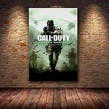 WuChao丶Store Call Of Duty Modern Warfare Wall