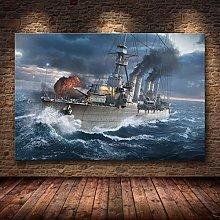 WuChao丶Store World Of Warship Beautiful Anime