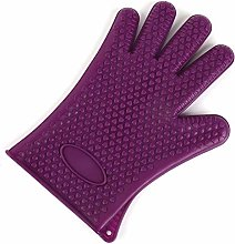 WUCHENG Silicone Gloves Microwave Oven Five