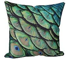 WUDUBE Peacock Fashion Sofa Bed Home Decoration