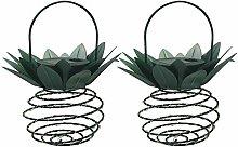 WUFAJINWU Waterproof Pineapple Solar Lights