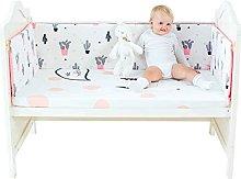wufeng Newborn Bed Bumper Cartoon Pattern bumper