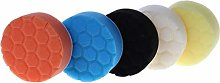 Wuli77 Polishing Pads for Car, 3 Inch (80mm) Buff