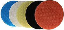 Wuli77 Polishing Pads for Car, 7 Inch (180mm) Buff