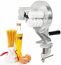 WUPYI2018 Pasta Machine, Pasta Maker, Stainless