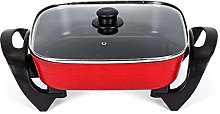 Wuqing Electric Skillet, 1500W Multi Pan with
