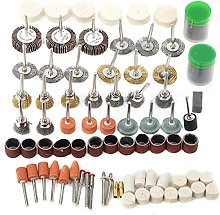 WUTINGKONG 145PCS Rotary Tool Accessory Set for