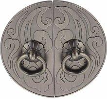 WUTONG 1 Pair Antique Door Handle Furniture Pulls