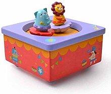 WUTONG Fairy Dancing Music Box, Music Box with