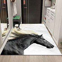 WuTongYu 3D Printed Carpet Anti-Skid Thickening