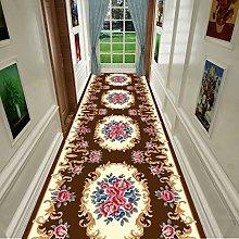 WuTongYu 3D Printed Corridor Carpet Thick Non-Slip