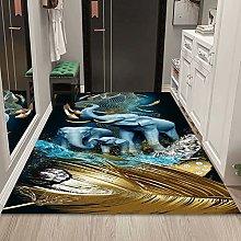 WuTongYu Animal Printing Series Carpet Fawn