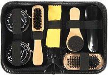 Wuyee A Set of 18 * 11 * 5CM Shoe Shine Care Kit